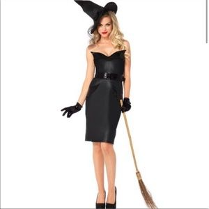 Leg Avenue Vintage Witch Halloween Costume Small